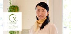 Vol.4 柿添あいさん「働く女性の未来を豊かにする 資産運用×上質スカーフ」