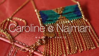 Caroline Najman キャロライン ナジマン