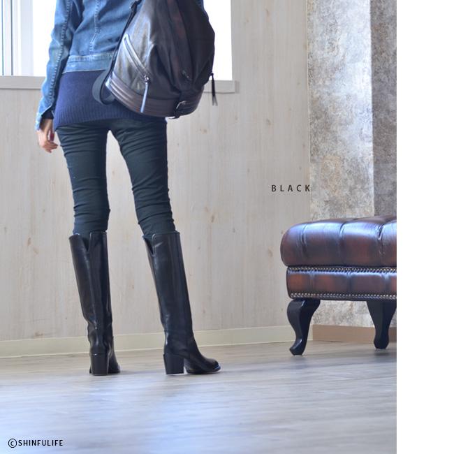 モデル着用カラー : ブラック