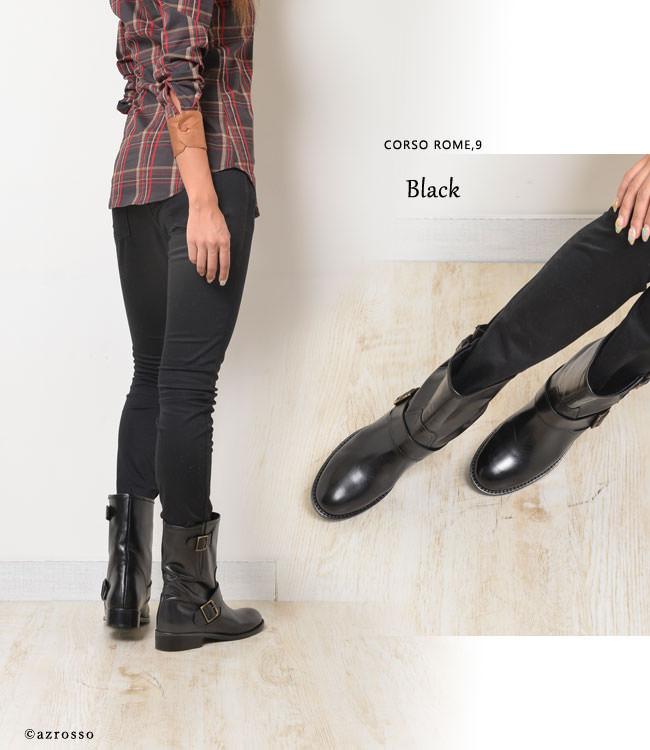 商品画像8 モデル写真:ネロ ブラック・黒 1