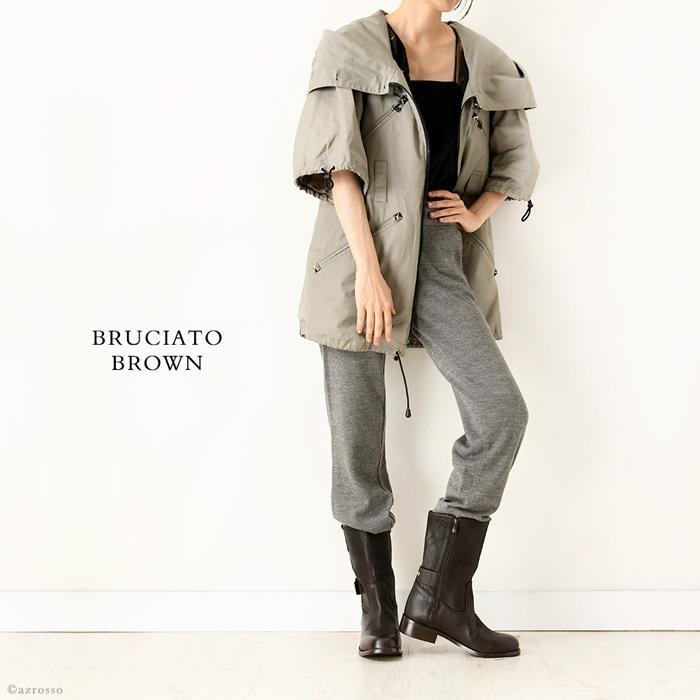 商品画像11 モデル写真:ブラッキャートブラウン1
