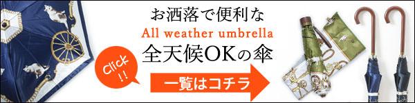全天候OKな傘の一覧はこちら