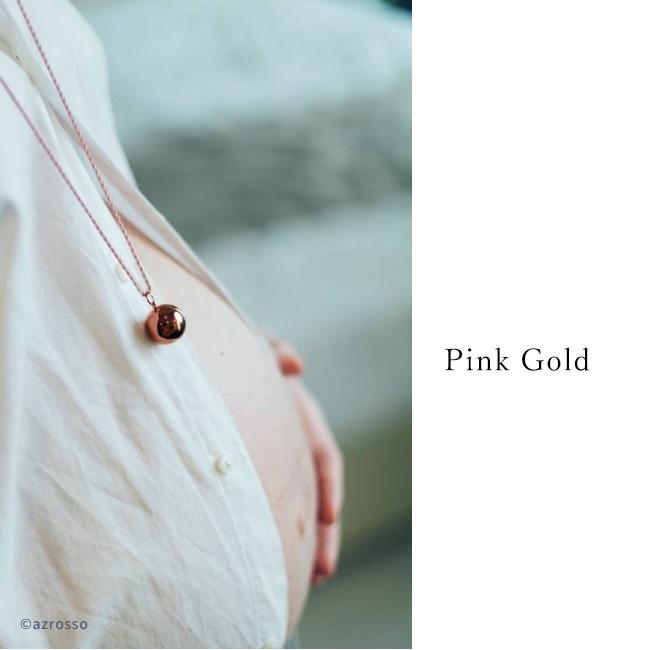 モデル写真 ピンクゴールド
