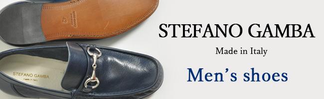 ステファノガンバの靴(レメンズ)