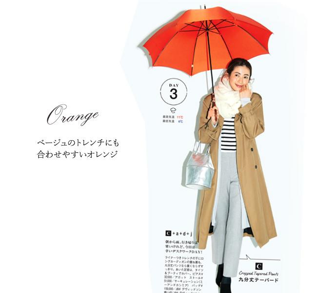 雑誌掲載 オレンジ2
