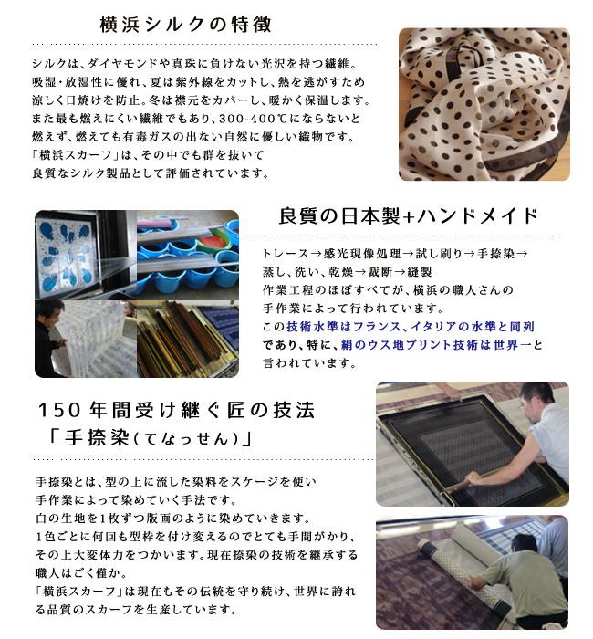 横浜伝統工芸 「手捺染」(てなっせん)