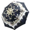 スカーフ柄の傘