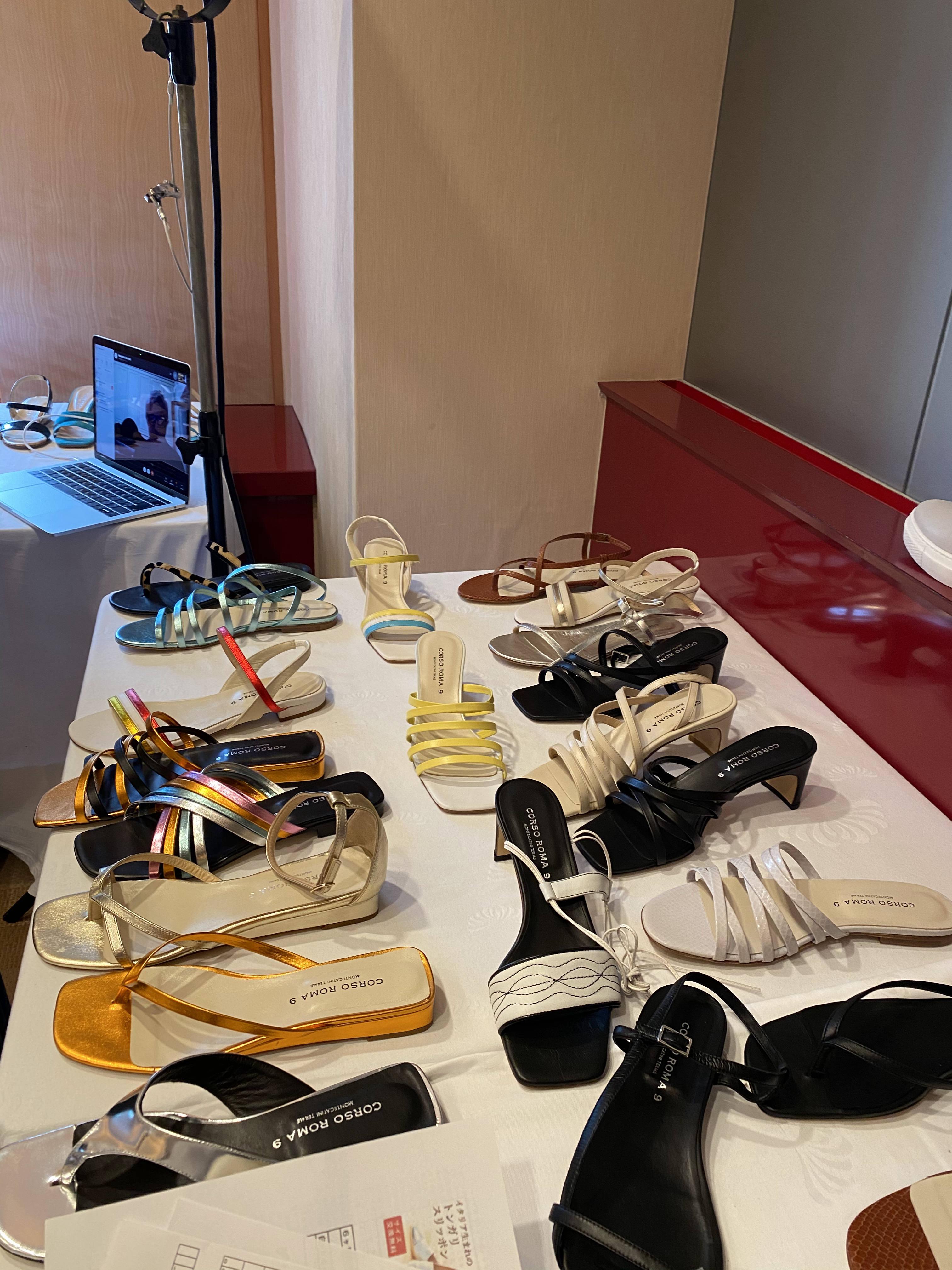 靴コレクション