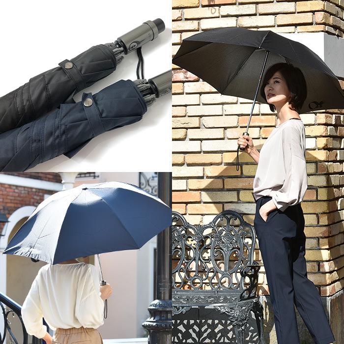 UVION 手が濡れにくい自動開閉傘