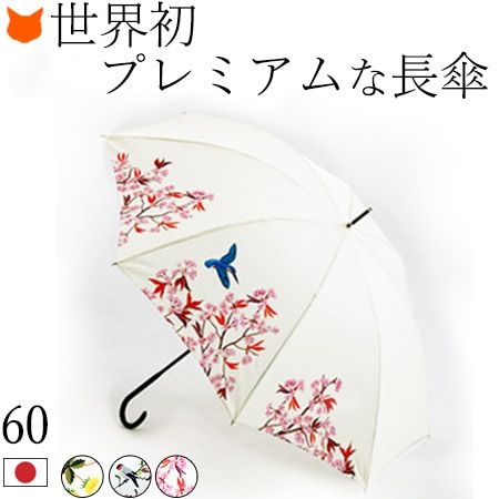 NHK番組「オーレリアンの庭」とコラボした超軽量の晴雨兼用傘